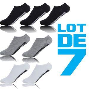 CHAUSSETTES FREEGUN Chaussettes Lot de 7 Chaussettes Tiges Cou