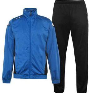 SURVÊTEMENT Jogging Kappa Homme Bleu et Noir