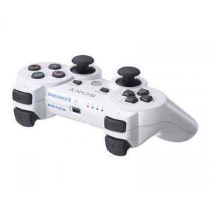 MANETTE JEUX VIDÉO Manette de Jeu Dualshock 3 Blanc PS3