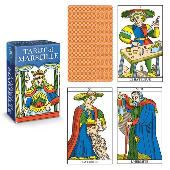Mini Tarot Createur Tarot De Marseille 9x6x4 Cm R2813 Achat Vente Pendule Divinatoire Mini Tarot Createur Tarot