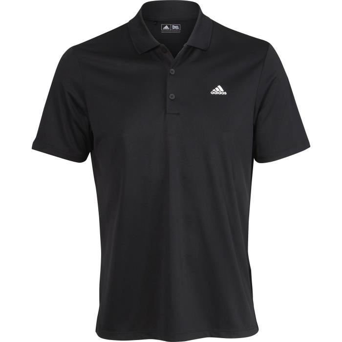 ADIDAS Polo de golf Performance - Homme - Noir