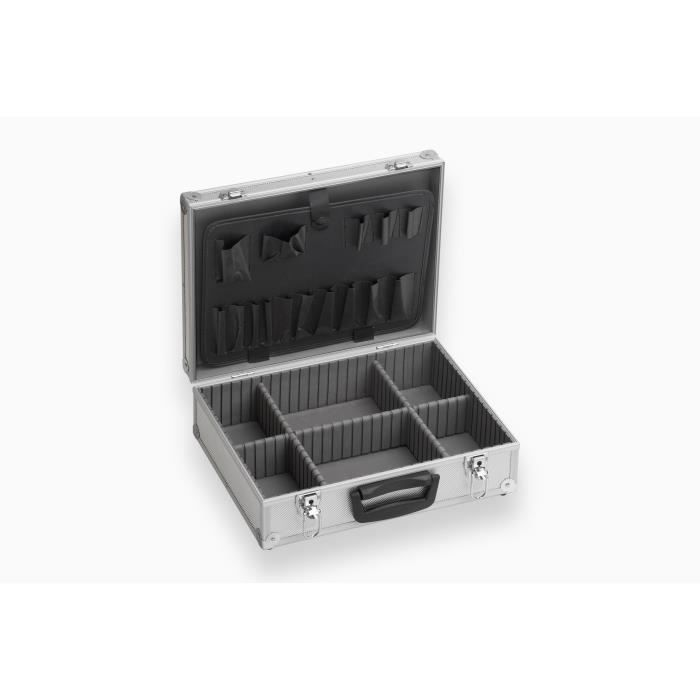 9095130 Meister Valise /à outils vide 395 x 300 x 130 mm