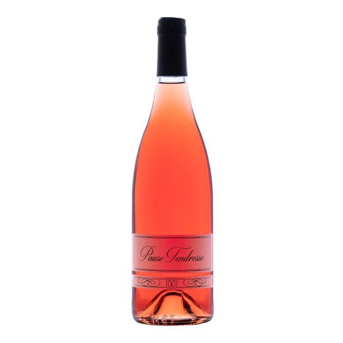 Pause Tendresse 2019 rosé moelleux