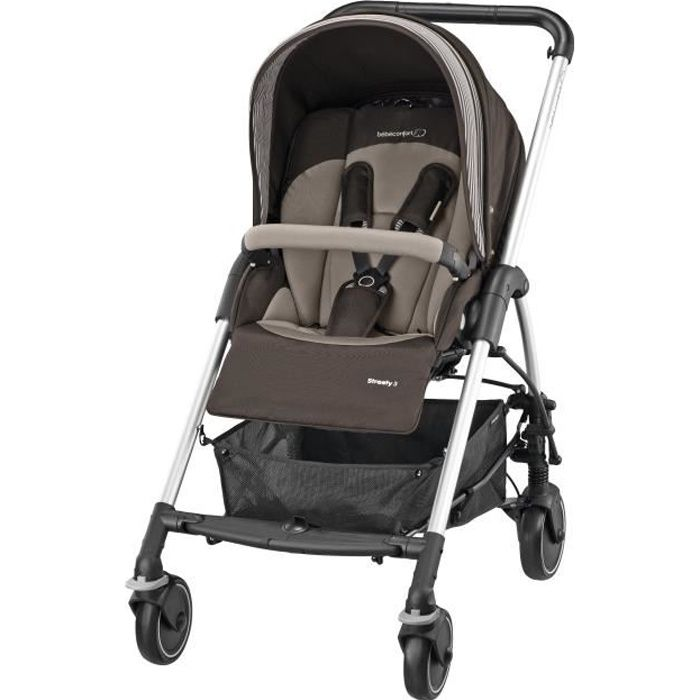 BEBE CONFORT Poussette Citadine Streety 3 - Earth Brown
