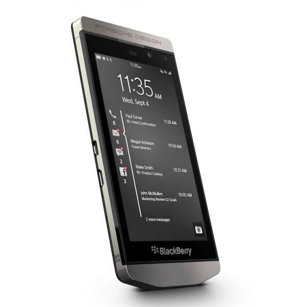 Blackberry Pd P ́9982 64Gb silver Me.