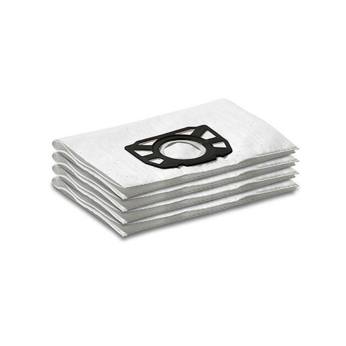 KÄRCHER Sachets filtres ouate (WD 7200 -7700) (Lot de 2)