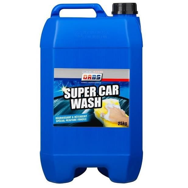 SUPER CAR WASH 25KG