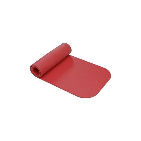 Tapis de gym épais flottant amortissant Rouge - AIREX