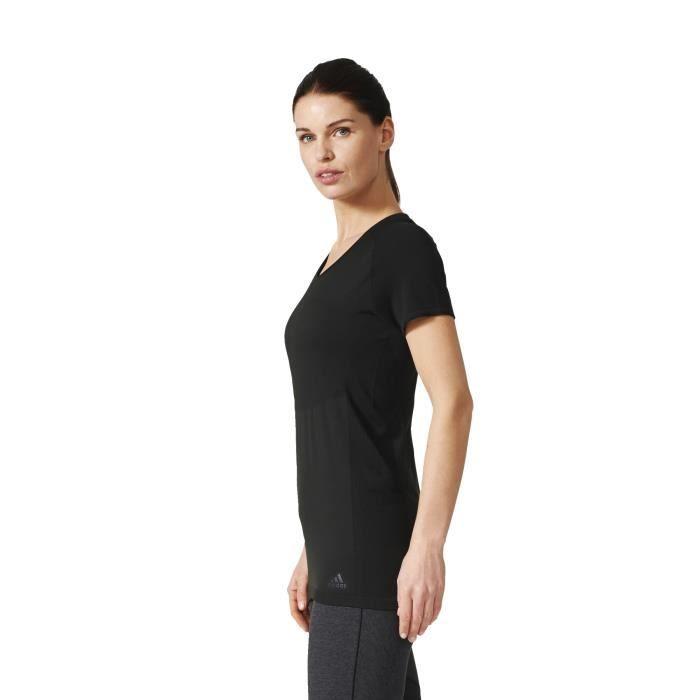 T-shirt femme adidas Primeknit