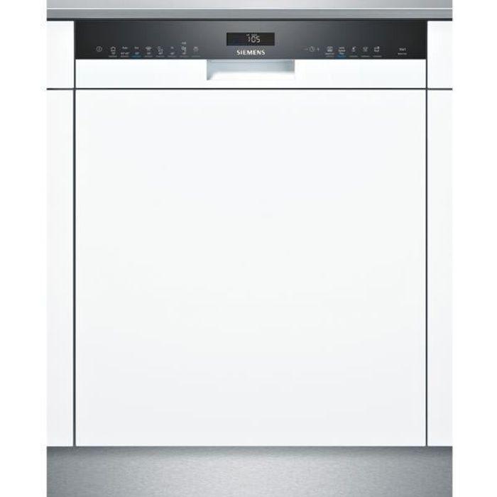 lave vaisselle intégrable SIEMENS SN558W09ME