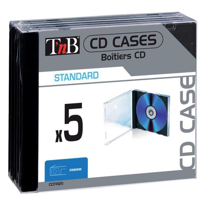 TNB boitier cd stand supportard x5
