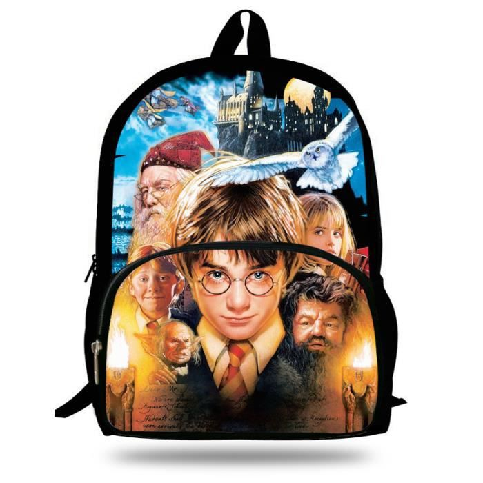 sac a dos harry potter