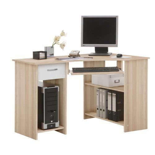 sb design felix bureau ordinateur 118 x 76 x 77 achat vente meuble informatique sb design. Black Bedroom Furniture Sets. Home Design Ideas