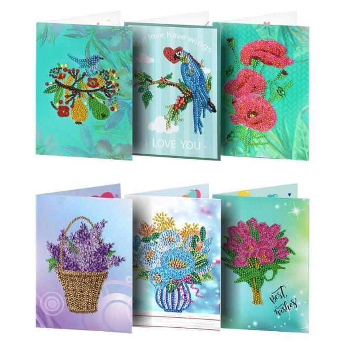 Carte De Vœux 5d En Forme Speciale Bricolage Cartes De Vœux D Anniversaire Cartes Postales De Noel En Modele Kuyqkpb08161 Achat Vente Faire Part Invitation Carte De Vœux