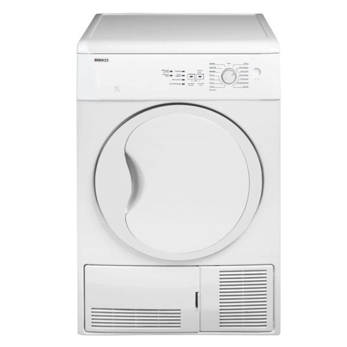 beko dc 7130 s che linge condensation achat vente s che linge cdiscount. Black Bedroom Furniture Sets. Home Design Ideas