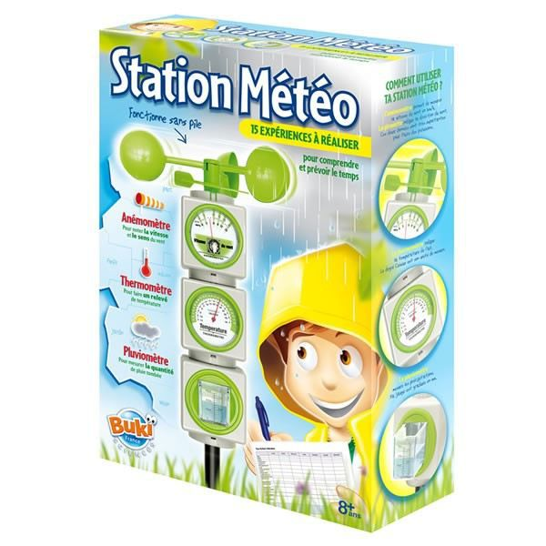 Station m t o achat vente exp rience scientifique - Station meteo nature et decouverte ...