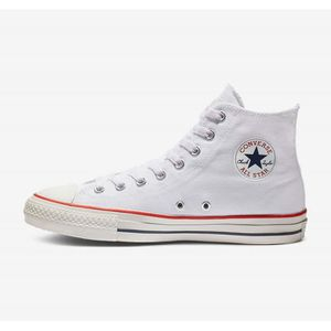 converse homme blanche