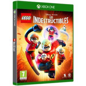JEU XBOX ONE LEGO Disney/Pixar LES INDESTRUCTIBLES Jeu Xbox One