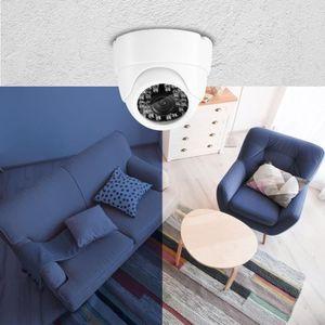 CAMÉRA IP Caméra IP grand angle intérieure (720P - alimentat
