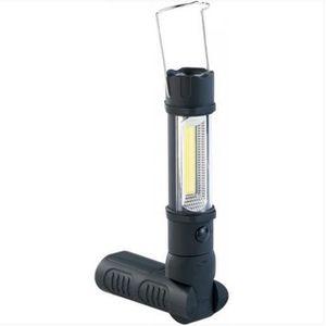 LAMPE DE POCHE Baladeuse sans fil articulée à LED