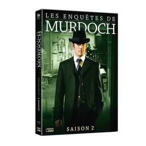 DVD SÉRIE Les Enquêtes de Murdoch - Saison 2