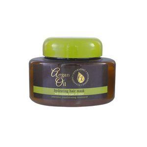 MASQUE SOIN CAPILLAIRE Masque cheveux aux huile d'Argan et des protéines