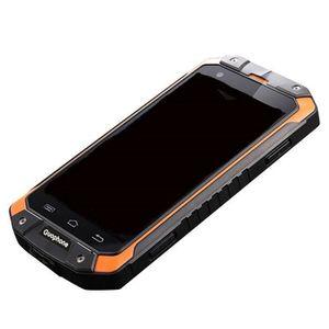 Téléphone portable Robuste étanche antichocs téléphone débloqué extér