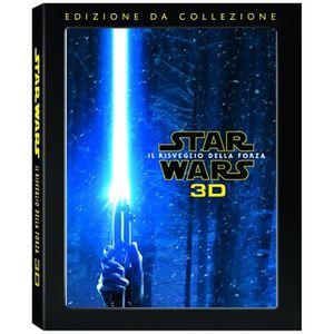 BLU-RAY FILM DVD Italien importé, titre original: star wars - i