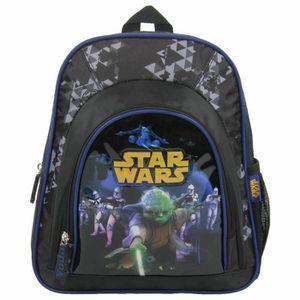 SAC À DOS Star Wars Yoda sac a dos junior cartable école mat