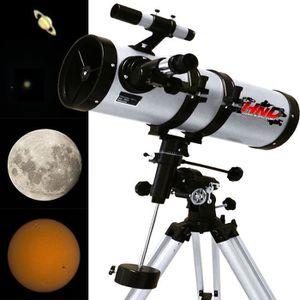 TÉLESCOPE OPTIQUE Pack Télescope Réflecteur 1400-150 Big Boss + Mont