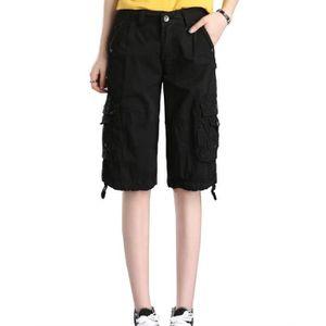 Short Femmes Bermuda Pantalon Court Short Grande Taille Taille 54-58 couleur au choix NEUF