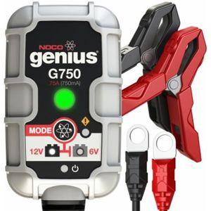 CHARGEUR DE BATTERIE Chargeur batterie moto NOCO GENIUS G750 bi-tension