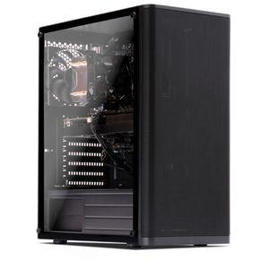 UNITÉ CENTRALE  PC Gamer, AMD Ryzen 3, GT 730, 240 Go SSD, 1 To HD