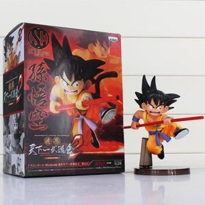 FIGURINE - PERSONNAGE Figurine Dragon Ball Z 16cm Son Goku