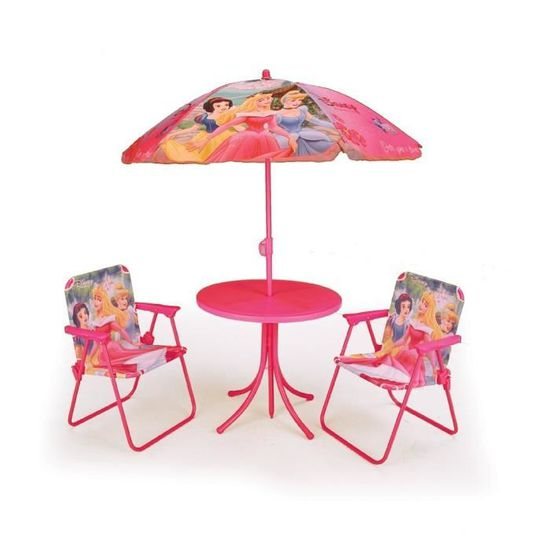 Princesse Set Grandsoleil - Achat / Vente salon de jardin Princesse ...