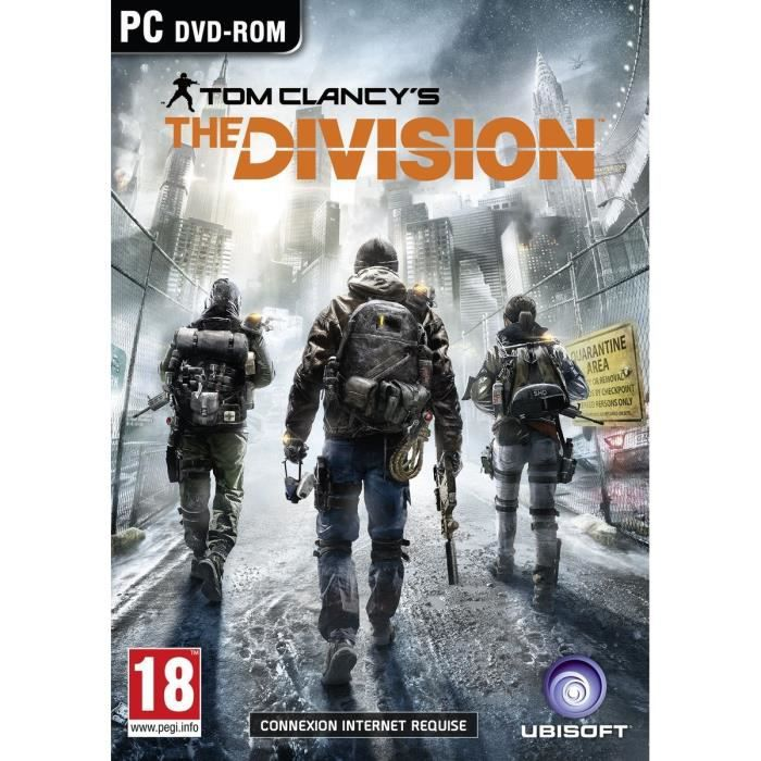 The Division Jeu PC