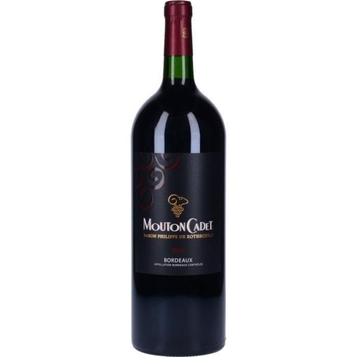 Vin Rouge - Mouton Cadet Rouge Magnum 2016 - Magnum 150cl
