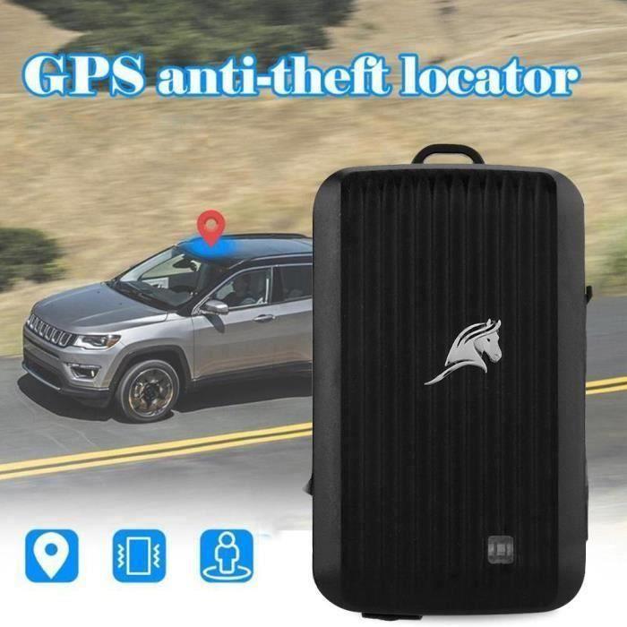 Dispositif d\'aimant en temps réel de localisateur suivi à distance voiture mini GPS GPRS-LAT