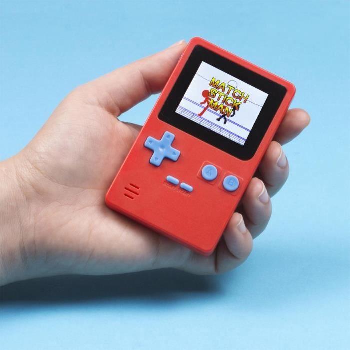 THUMBS UP ! Console de poche rétro rétro - 152x jeux 8 bits inclus