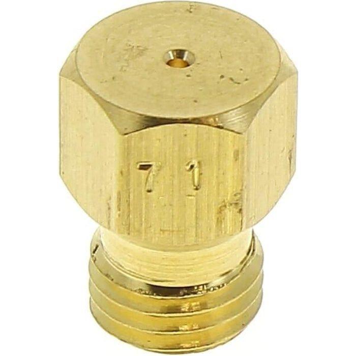Injecteur 0.71 butane-propane pour Cuisiniere Faure, Table induction Faure, Cuisiniere Electrolux, Table de cuisson Electrolux,