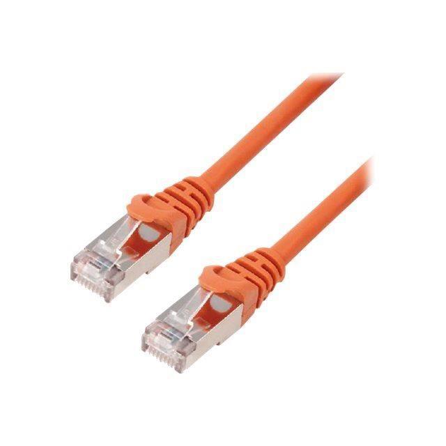 MCL Câble réseau - 3 m Catégorie 6a - Pour Périphérique réseau