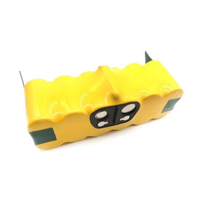 14,4 V 5000mAh batterie pour iRobot aspirateur Roomba, 500 530 540 550 620 600 650 700 780 790 870