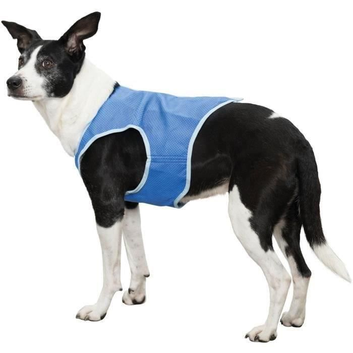 TRIXIE Veste rafraîchissante PVA - XS : 20 cm - Pour chien