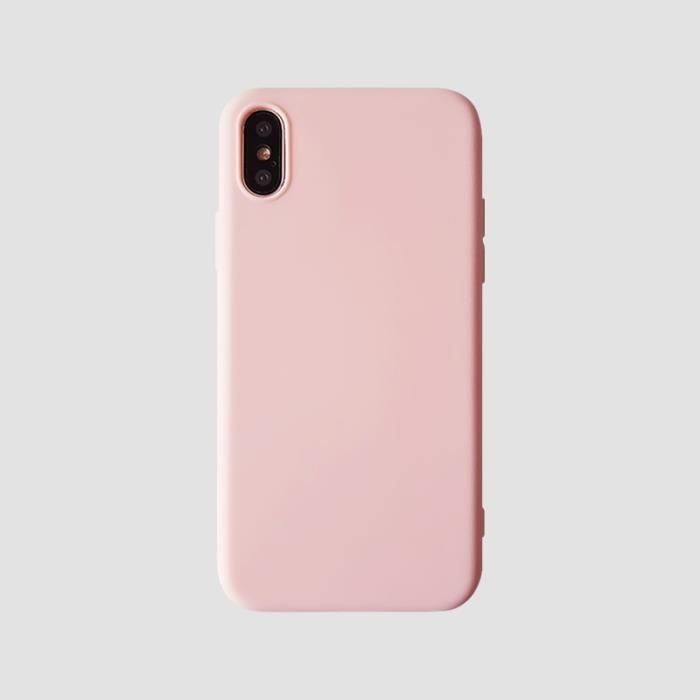 coque iphone x fin