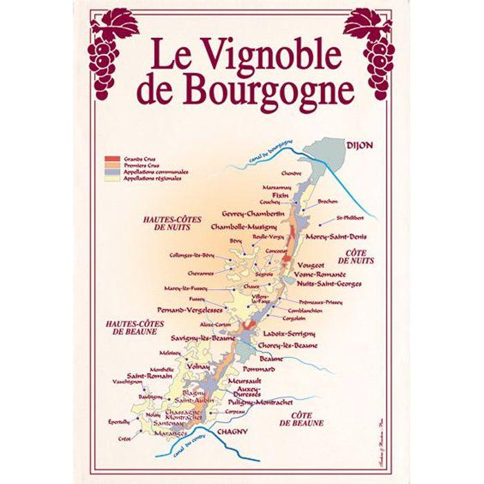 vignobles bourgogne