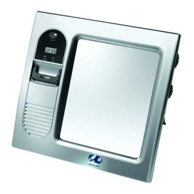Miroir Anti-Buée radio - Achat / Vente miroir salle de bain ...
