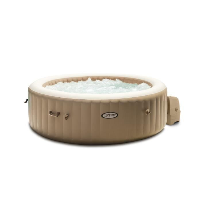 Intex Pure Spa 28426ex Sahara 4 Places Achat Vente Spa Complet
