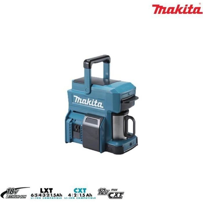 BATTERIE MACHINE OUTIL Machine à café MAKITA 12-18V - sans batterie ni ch