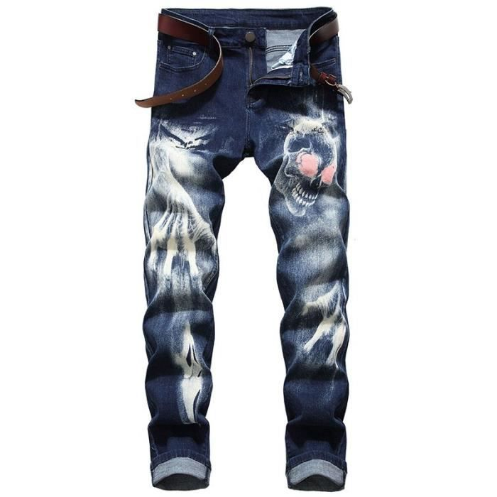 jeans homme fashion