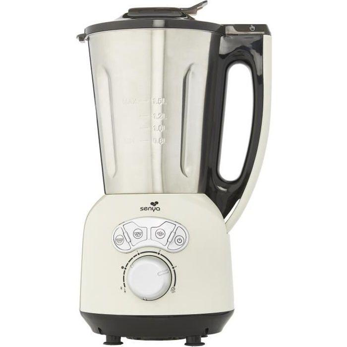 Tour 150 W compact Blender Alimentaire Soupe Smoothie Mixeur Maker